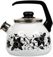 Чайник со свистком СтальЭмаль Tango 1RC12 -
