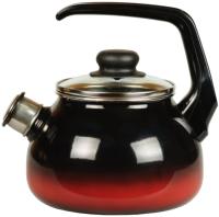 Чайник со свистком СтальЭмаль Кармен 4с210я -