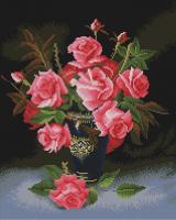 Набор алмазной вышивки PaintBoy Букет роз / GF321 -