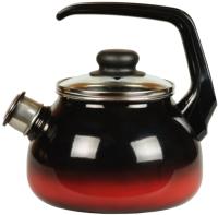 Чайник со свистком СтальЭмаль Кармен 4с209я -