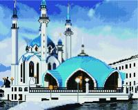 Набор алмазной вышивки PaintBoy Мечеть / GF1388 -