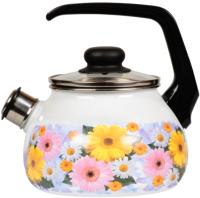 Чайник со свистком СтальЭмаль Fernanda 1RA12 -