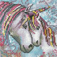 Набор алмазной вышивки PaintBoy Единороги / BF1092 -