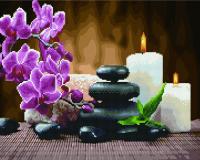 Набор алмазной вышивки PaintBoy Релакс и медитация 2 в 1 / GZS1036 -