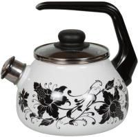 Чайник со свистком СтальЭмаль Tango 1RA12 -