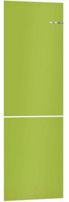 Холодильник с морозильником Bosch Serie 4 VitaFresh KGN39IJ22R (лайм)