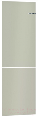 Холодильник с морозильником Bosch Serie 4 VitaFresh KGN39IJ22R (шампань)