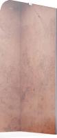 Стеклянная шторка для ванны Radaway PNJ II 80 R / 1201101-101R -