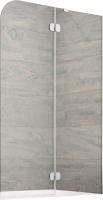 Стеклянная шторка для ванны Radaway Torrenta PND II 100 R / 12011202-101R -