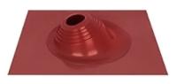 Проходка кровельная Везувий 150-300мм угловая (красный) -