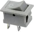 Выключатель клавишный Rexant ON-OFF 36-2113 (серый) -