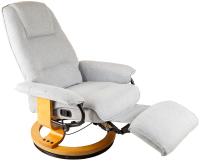 Массажное кресло Calviano 2162 (с пуфом) -