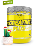 Креатин Steelpower Creatine Plus (300г, рождественский кактус) -