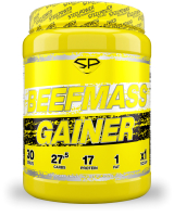 Гейнер Steelpower Beefmass Gainer (1500г, печенье/сливки/шоколад) -