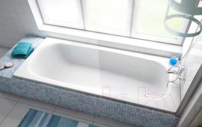 Ванна чугунная Универсал Грация-У 170x70 (1 сорт, без ножек)