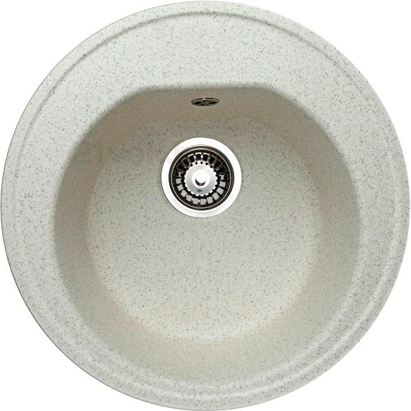 Купить Мойка кухонная Granicom, G001-08 (жасмин), Россия, искусственный мрамор