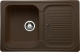 Мойка кухонная Granicom G013-02 (шоколад) -