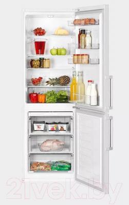 Холодильник с морозильником Beko CNKR5356K21W