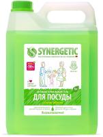 Средство для мытья посуды Synergetic Биоразлагаемое. Яблоко (5л) -