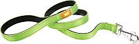 Поводок Ferplast Dual Colours G15/110 (зеленый) -