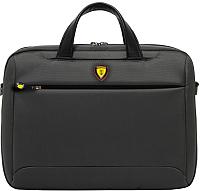 Сумка для ноутбука Jet.A LB16-77 (черный) -