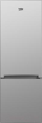 Холодильник с морозильником Beko RCSK250M20S