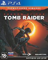 Игра для игровой консоли Sony PlayStation 4 Shadow of the Tomb Raider -