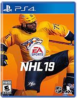 Игра для игровой консоли Sony PlayStation 4 NHL 19 -