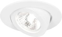 Точечный светильник Arte Lamp Accento A4009PL-1WH -