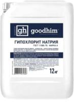 Средство для бассейна дезинфицирующее GoodHim Гипохлорит натрия Марка А (12кг) -