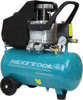 Воздушный компрессор Nexttool КМК-1600/24 / 600000 -