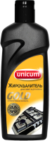 Чистящее средство для кухни Unicum Gold Жироудалитель. Для плит и духовок (380мл) -