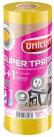 Салфетка хозяйственная Unicum Super тряпка Universal в рулоне (18шт) -