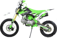 Мотоцикл Racer Pitbike Start RC-CRF 125 (зеленый) -
