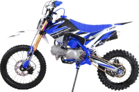 Мотоцикл Racer Pitbike Start RC-CRF 125 (синий) -