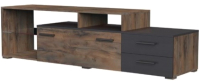 Комод Bravo Мебель Куба (таксус/вольфрам) -