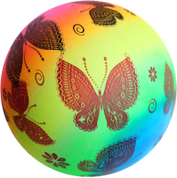 Мяч детский Zabiaka Бабочки / 1891293 -