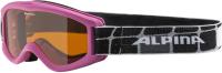 Очки горнолыжные Alpina Sports Carvy 2.0 / A7076458-58 (розовый) -
