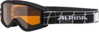 Очки горнолыжные Alpina Sports Carvy 2.0 / A7076431-31 (черный) -