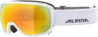 Очки горнолыжные Alpina Sports Scarabeo Q-Lite / A7256812-12 (белый) -