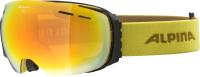 Очки горнолыжные Alpina Sports Granby Q-Lite / A7213841-41 (карри) -