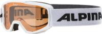 Очки горнолыжные Alpina Sports Alpina Piney / A7268411-11 (белый) -