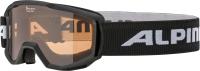 Очки горнолыжные Alpina Sports Alpina Piney / A7268431-31 (черный) -