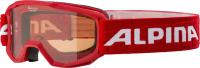 Очки горнолыжные Alpina Sports Alpina Piney / A7268451-51 (красный) -