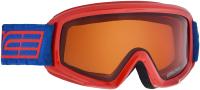 Очки горнолыжные Salice 2021-22 708DAF (красный/оранжевый) -