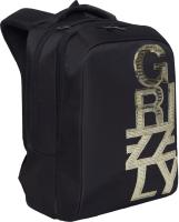 Рюкзак Grizzly RD-044-31 (черный/золото) -