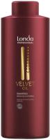 Шампунь для волос Londa Professional Velvet Oil с аргановым маслом (1л) -