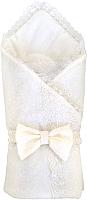Набор на выписку Альма-Няня Ваниль 5 (микрофибра/бязь/интерлок, молочный) -