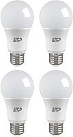Набор ламп ETP A60 12W E27 4000K -
