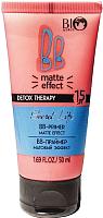 Основа под макияж Bio World Detox Therapy матирующий эффект (50мл) -